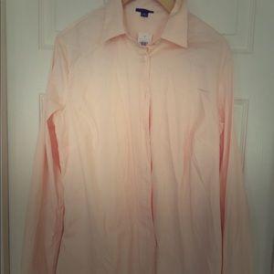 Ann Taylor Button Down Dress Shirt